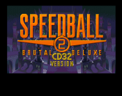 Speedball 2: Brutal Deluxe [CD32]